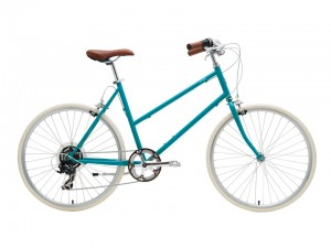 Tokio Bike Bisou_Peacock