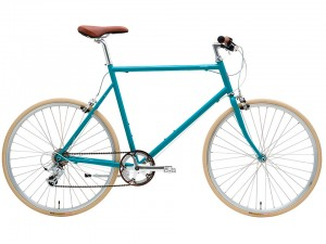 Tokio Bike CS-peacock-blue